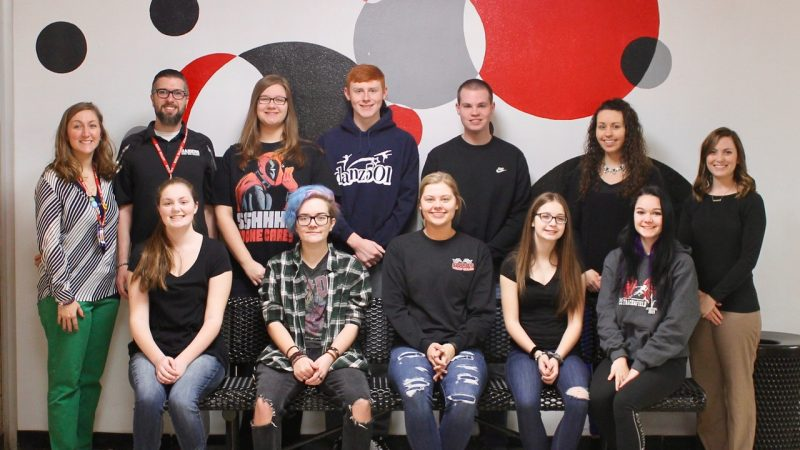 2018-19 Quiz Bowl Team